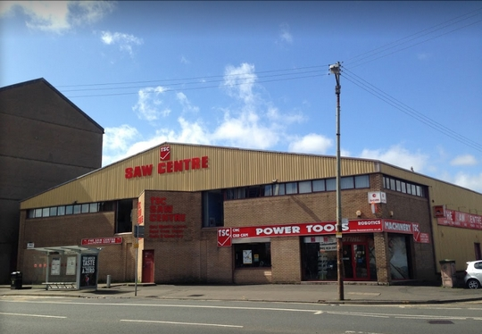 About Us - The Saw Centre