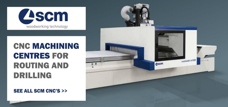 SCM CNC machining centres
