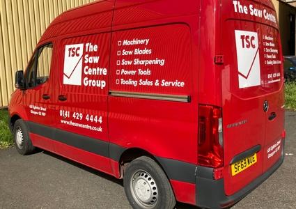 Area Van Sales Scotland